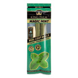 King Palm Magic Mint Terps - Slim Rolls - 2 Pack - UK