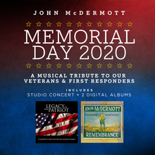 Load image into Gallery viewer, Memorial Day 2020 / A Musical Tribute