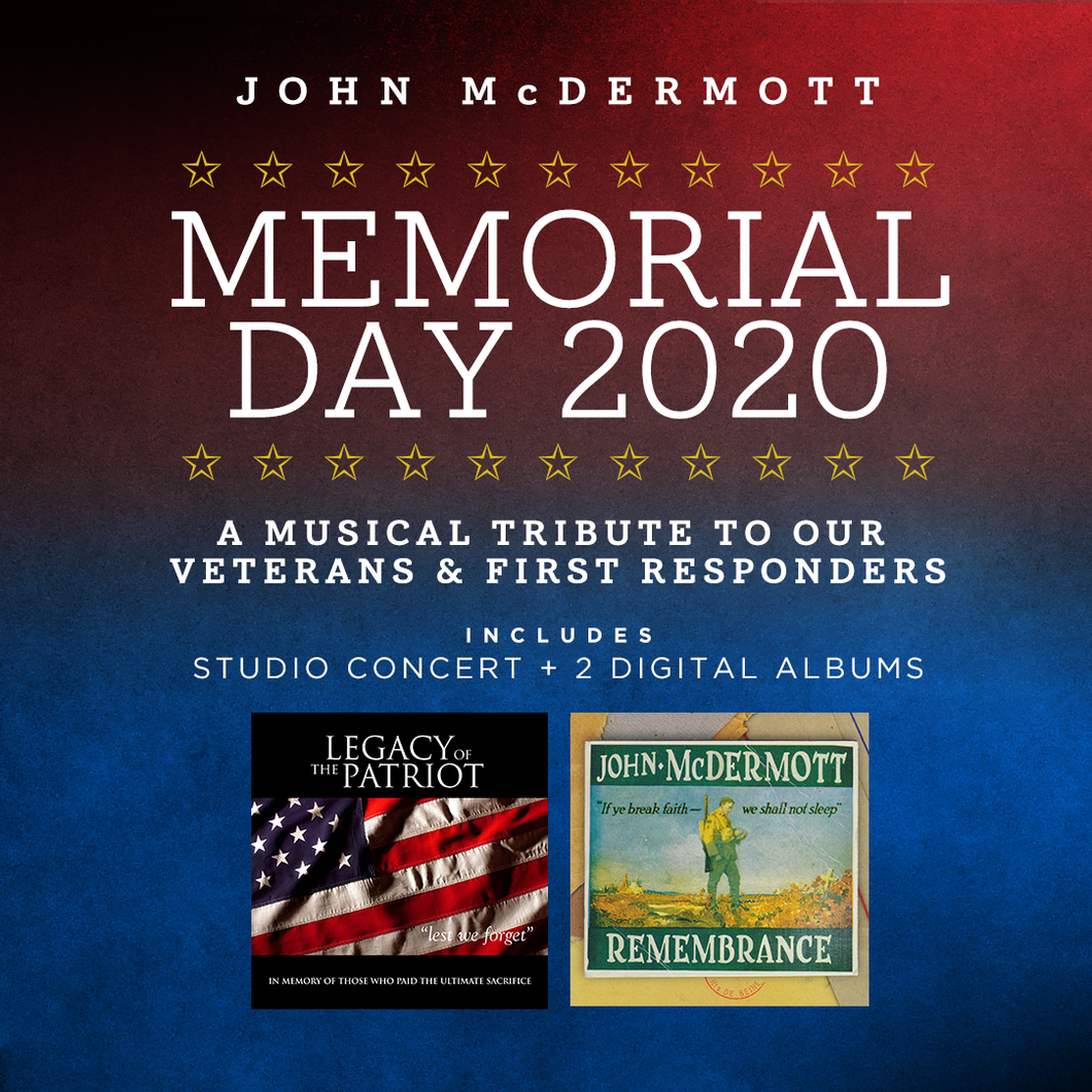 Memorial Day 2020 / A Musical Tribute