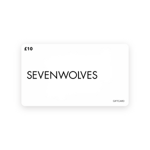 Sevenwolves Mens Gift Card (ONLINE USE ONLY)