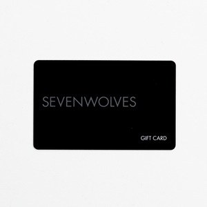 Sevenwolves Mens Gift Card (IN-STORE USE ONLY)