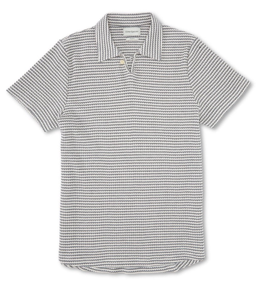 Oliver Spencer Hawthorn Polo Shirt