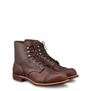 "Red Wing 8111 6"" Iron Ranger"