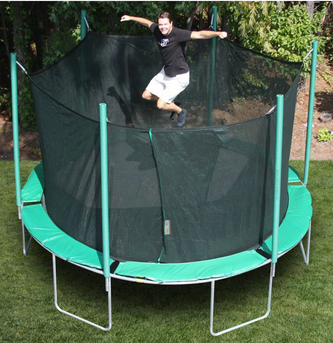 13'6 ROUND MAT/CAGE REPLACEMENT FOR A MAGIC CIRCLE TRAMPOLINE