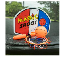 Load image into Gallery viewer, JUMPKING® 14' Trampoline Combo with Basketball Hoop