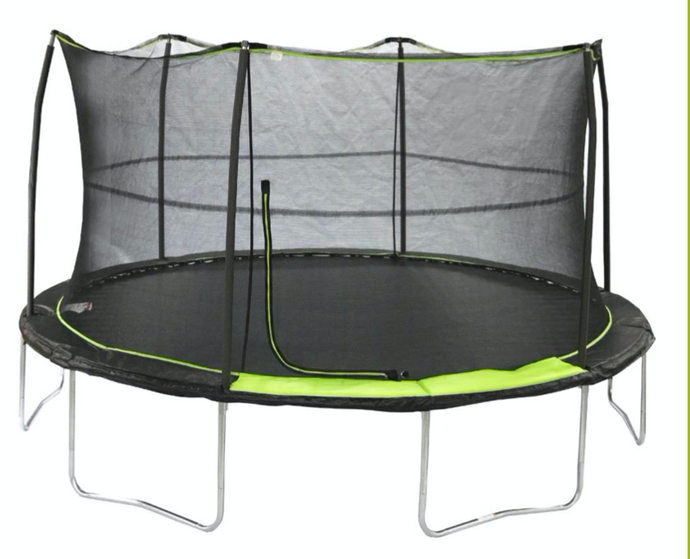 JUMPKING® 14' Trampoline (BACK IN STOCK APRIL 27)
