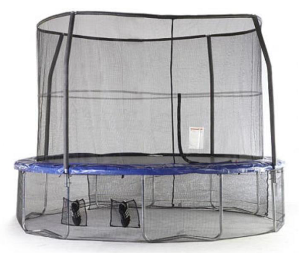 JUMPKING® Trampoline Mesh Skirt