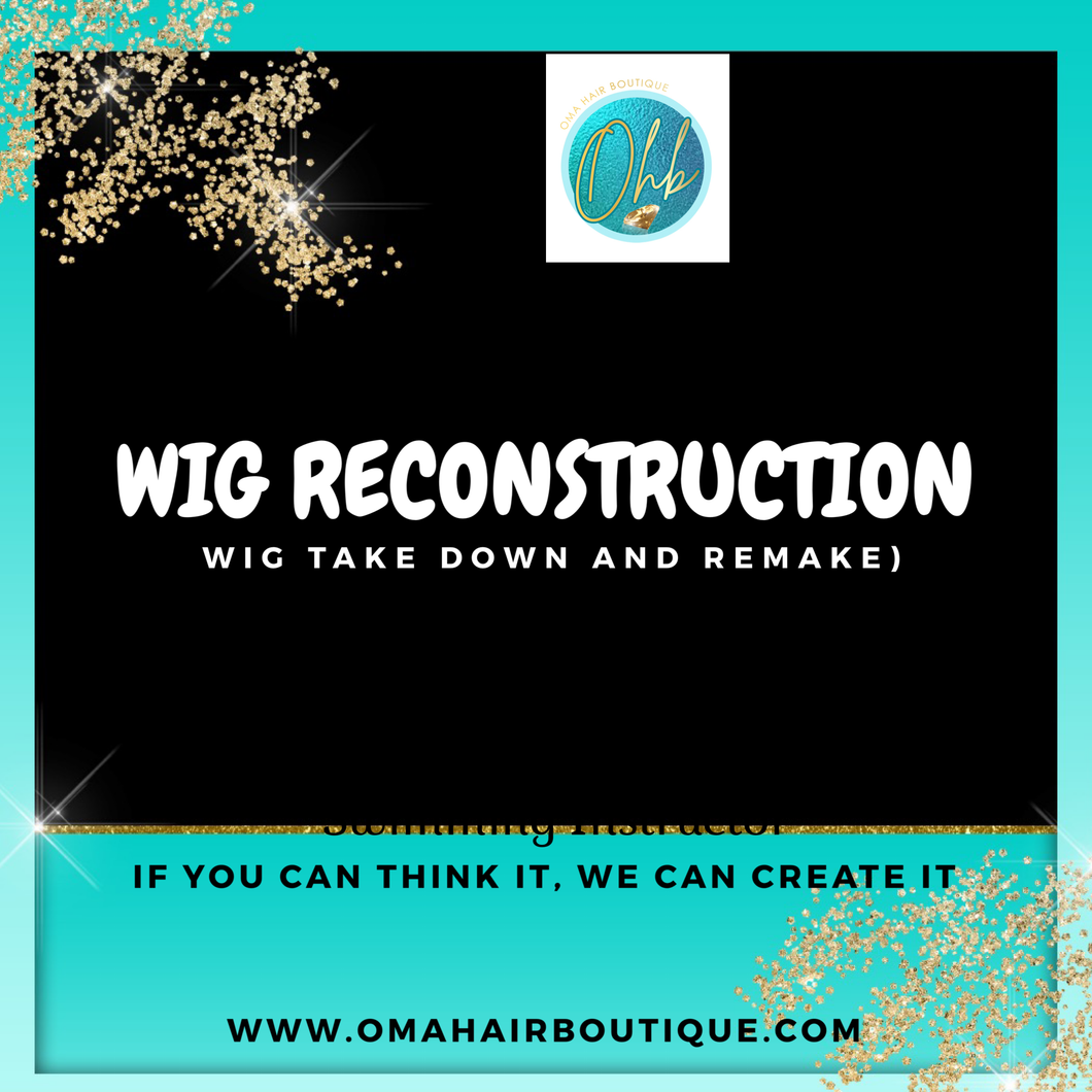 Wig Reconstruction