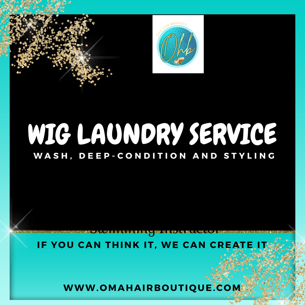 Wig Laundry Services