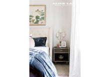 Load image into Gallery viewer, Shagreen Bedside Table