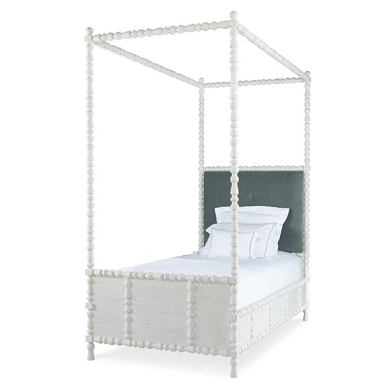 St. Tropez Canopy Bed - Twin