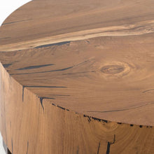 Load image into Gallery viewer, Hudson Round Coffee Table - Natural Yukas