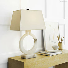 Load image into Gallery viewer, Ring Form Table Lamp by E.F. Chapman for Visual Comfort