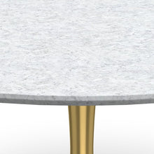 Load image into Gallery viewer, Tulip Pedestal Dining Table Various Sizes, Finishes and Tops