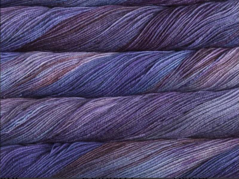 Malabrigo sock -Abril 853