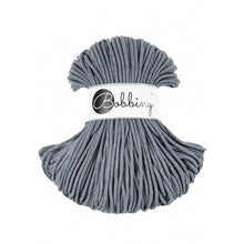 Ladda upp bild till gallerivisning, Junior Cotton Cord 3 mm Raw Denim 250 gram