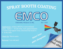 Load image into Gallery viewer, EMCO Spray Booth Coating
