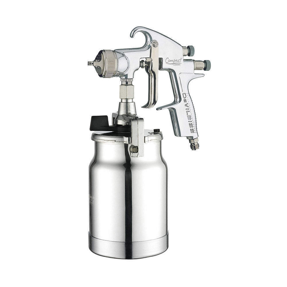 DeVilbiss Compact Conventional Siphon Feed Spray Gun