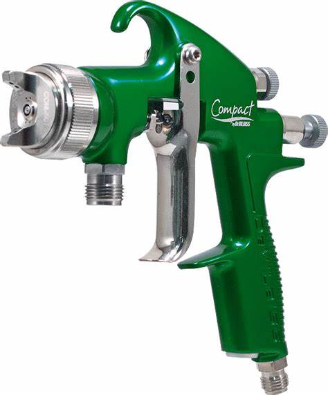 DeVilbiss Compact Trans-Tech Pressure Feed Spray Gun