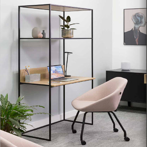 Allermuir Crate Home Office Desk