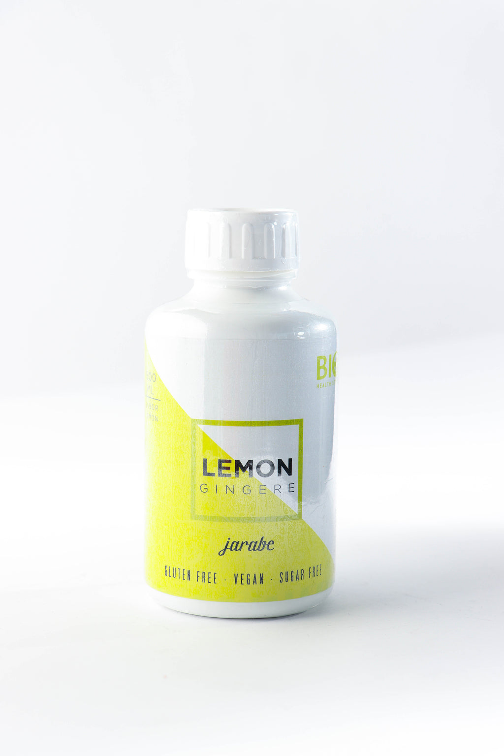 Jarabe Lemon Gingere 500 ml.