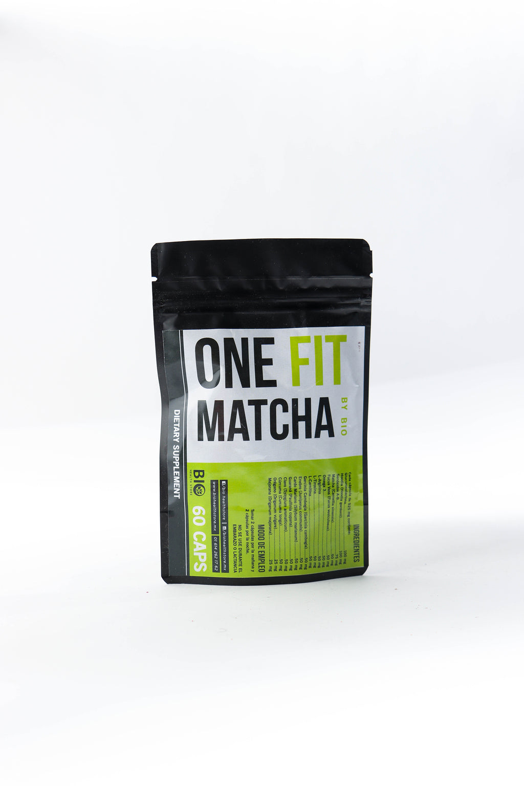 One Fit Matcha 60 caps