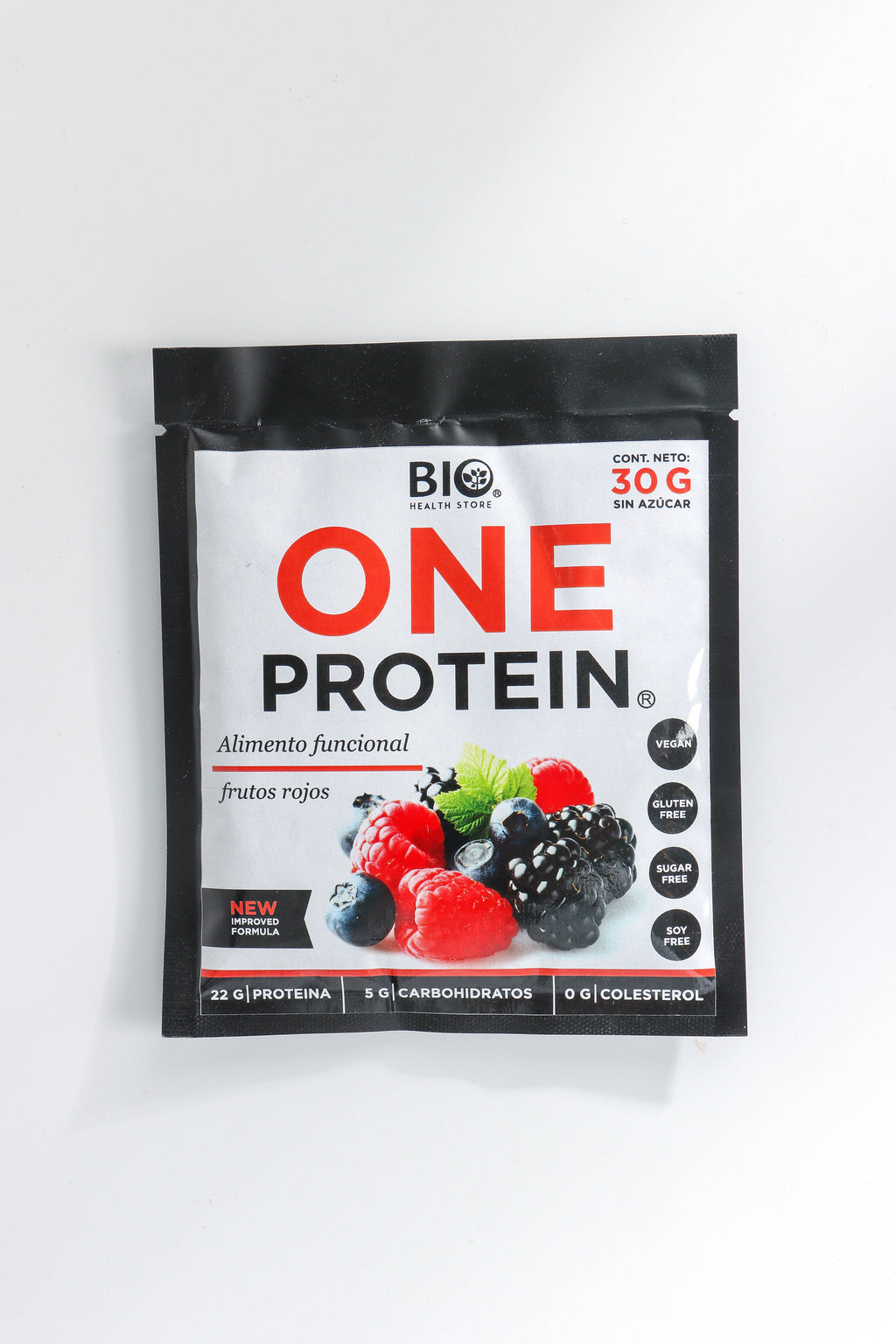 One Protein Mini Frutos Rojos