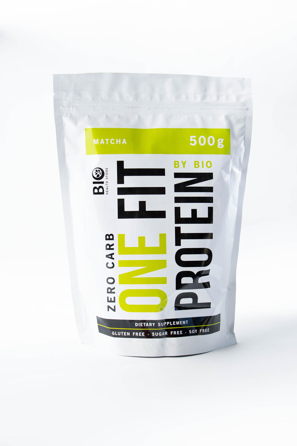 One Fit Protein 0 Carbs Matcha 500 gr.