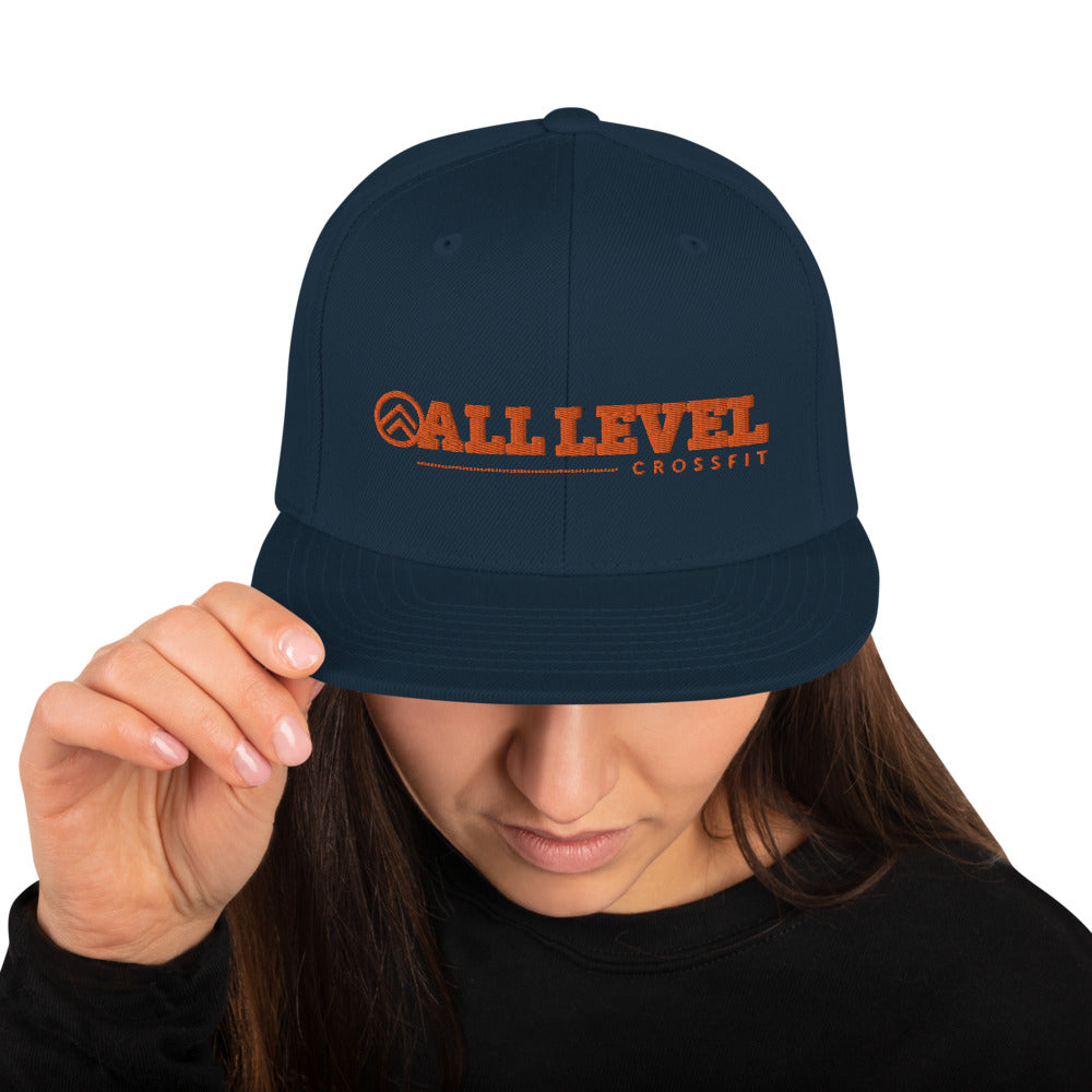 All Level Snapback Hat