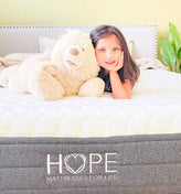 <medium soft, hope signature collection, Hope Original, side sleeper, luxury and comfort, memory foam mattress, supportive mattress, made in the USA, CertiPUR-US certified, cooling, best mattress, free shipping,120-day trial, lifetime warranty>