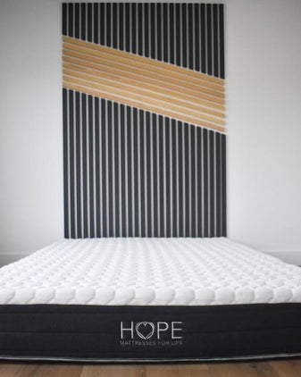 <medium, hope signature collection, Aspire Hybrid, side sleeper, stomach sleeper, back sleeper, , luxury and comfort, memory foam mattress, hybrid mattress,supportive mattress, made in the USA, CertiPUR-US certified, cooling, best mattress, free shipping,120-day trial, lifetime warranty>