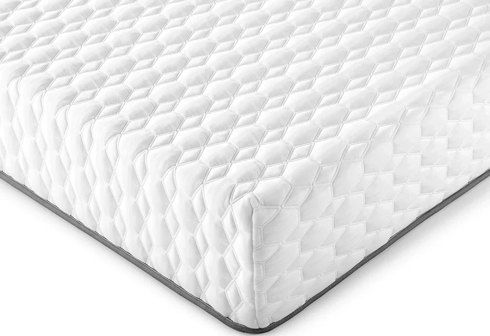 <cooling cover, deep freeze plus, temperature regulating, hope signature collection, luxury and comfort, memory foam mattress, hybrid mattress, supportive mattress, made in the USA>