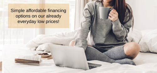 <financing with affirm, easy s, hope signature collection, luxury and comfort, memorymonthly payment foam mattress, hybrid mattress, supportive mattress, made in the USA>