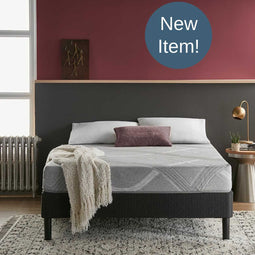 <midnight, hope classics collection, supportive and comfort, memory foam mattress, hybrid mattress, supportive mattress, made in the USA>