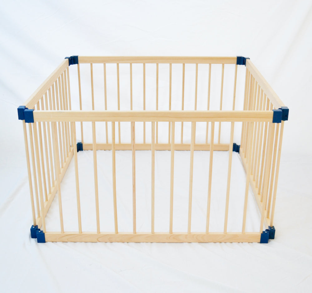 Kiddy Cots Link 100 - 4 Panel Baby Playpen