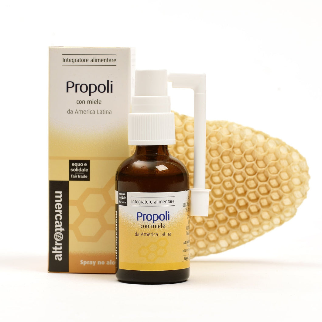 SPRAY ALLA PROPOLI | COD.00000318 | 30 (g/ml) |