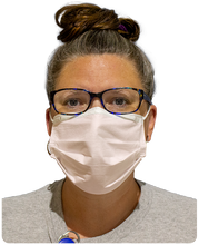 Load image into Gallery viewer, General Use - Non-medical - Pink - 50/box - 100% American Face Masks