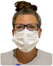 Load image into Gallery viewer, General Use - Non-medical - White - 50/box - 100% American Face Masks