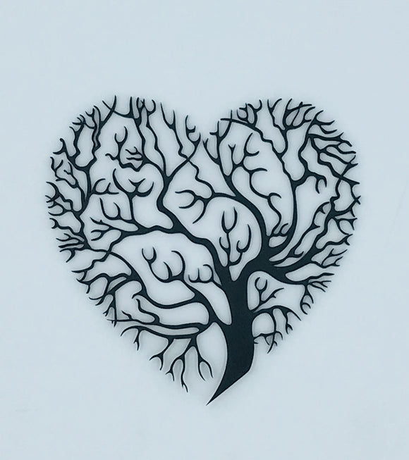 Heart-tree Out of the Wood