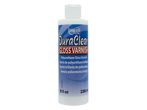 VERNICE DURACLEAR GLOSS-VARNISH 236ml Out of the Wood