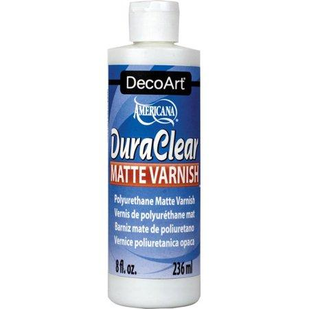 VERNICE DURACLEAR MATTE-VARNISH 236ml Out of the Wood