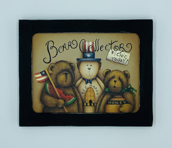 Videolezione Bears collectors Design by Maxine Thomas Out of the Wood