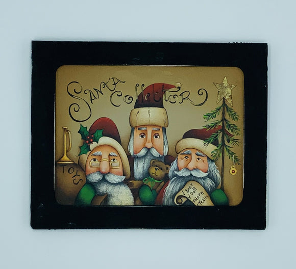 Videolezione Santa collector Design By Maxine Thomas Out of the Wood