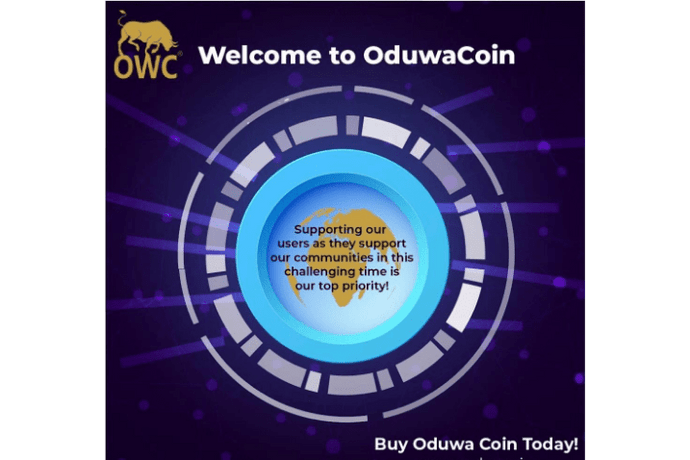Oduwa Coin Marketplace: A State-of-the-Art Store Enabled with Oduwa Coin Payment System