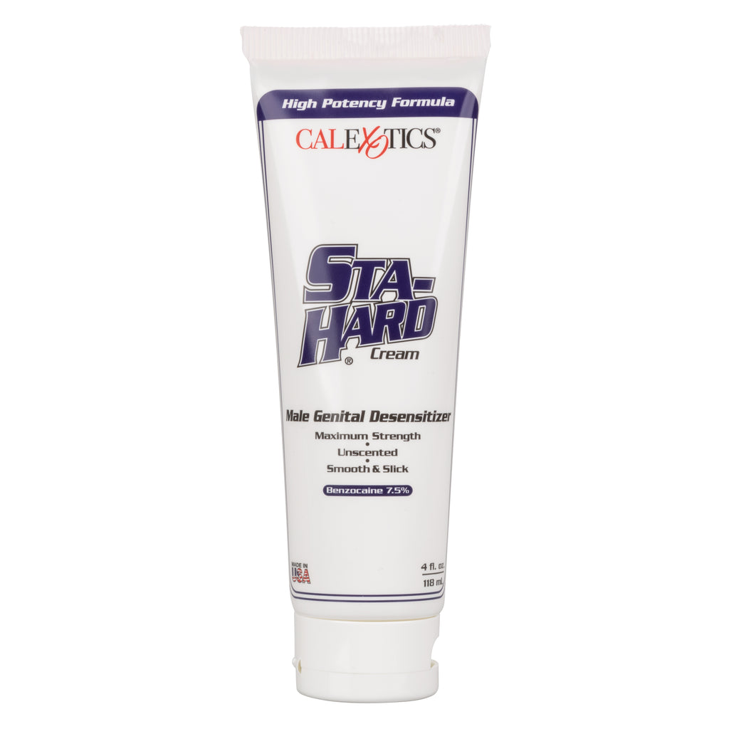 Sta-Hard® Cream 4 oz - Packaged