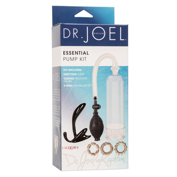 Dr. Joel Kaplan Essential Pump Kit
