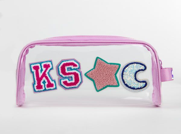 Small Pencil Case Pink