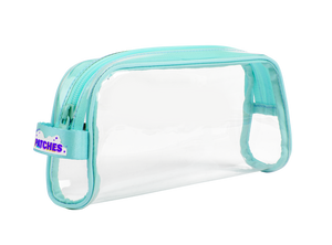 Small Pencil Case Turquoise