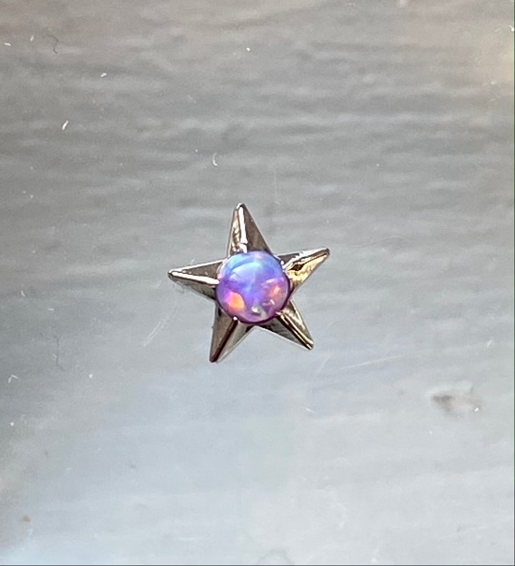 Anatometal Ti Gem Star