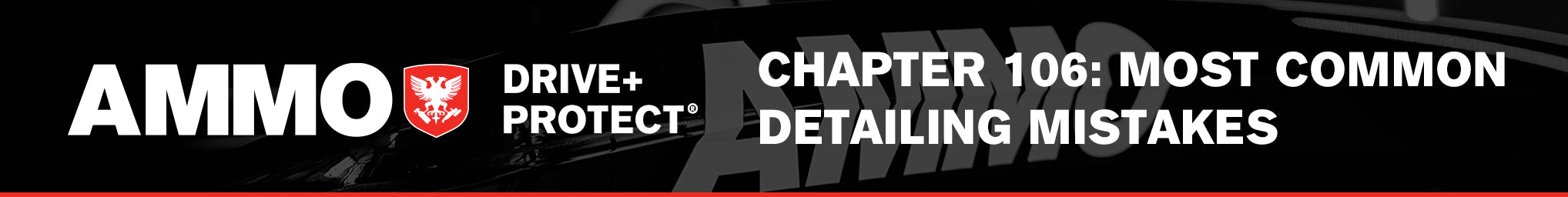CHAPTER 106: MOST COMMON DETAILING MISTAKES